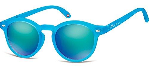 Montana Eyewear - Gafas de sol - para niña azul azul: Amazon ...