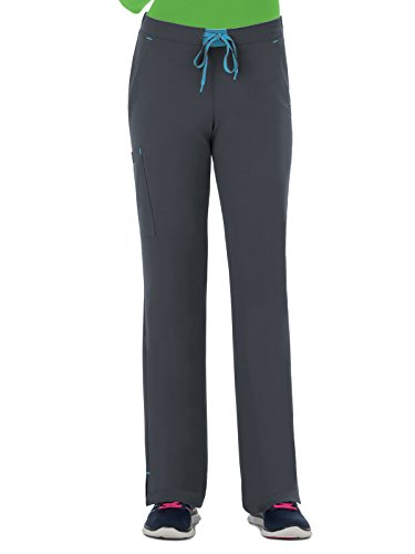 Collection Modern (Modern Fit Collection by Jockey Women's Convertible Drawstring Scrub Pant Medium Charcoal)
