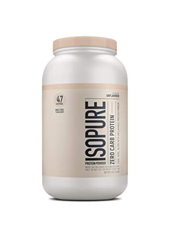 Isopure Zero Carb Unflavored