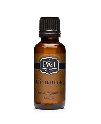 Cinnamon Premium Grade Fragrance Oil - Perfume Oil - 30ml/1oz - Cinnamon Scented Perfume