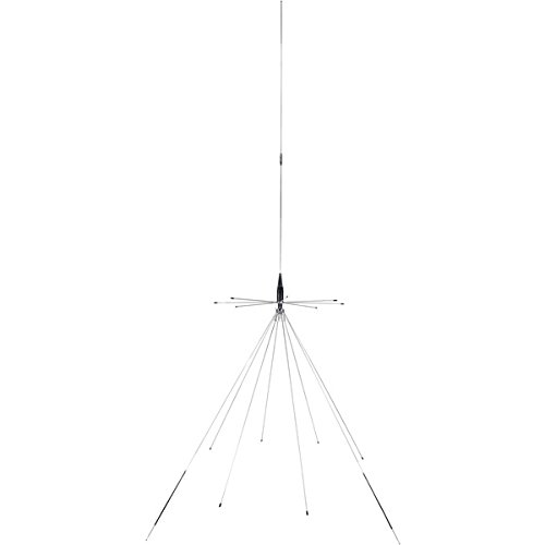 Tram 1411 Broad Band Discone/Scanner Base Antenna by Tram