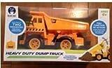 Remote Control Heavy Duty Construction Dump Truck