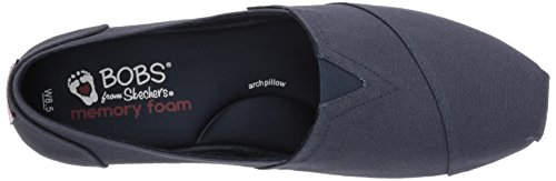 Women's Dark Love Peace Plush And Bobs Skechers Navy 5BTpnZ