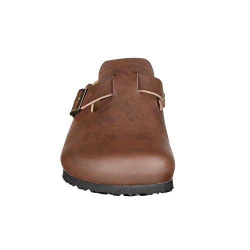 Pantofola Amsterdam JOYCE N Brown JOE Stretto SynSoft wEqHIfzxnA