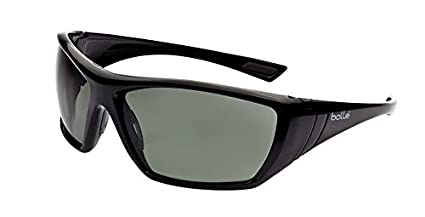 1e4b3ec1f5 Image Unavailable. Image not available for. Color  Bolle Safety Hustler  Safety Glasses