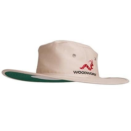 WHITE MEDIUM 60cm Ca Cricket NEW WIDE BRIM SUN HAT