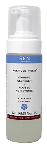 Ren Rosa Centifolia Foaming Cleanser, 5.1 Fluid Ounce
