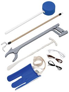 Alimed DMI Deluxe Dressing Aid Kit Latex Free by Alimed