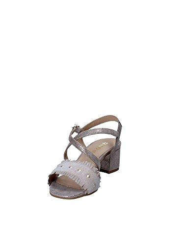 Grey High Sandals 1180 37 IGI Heeled Co Women HnRUU6