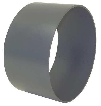(Plastic Supply PVCC08 PVC Coupling, 8