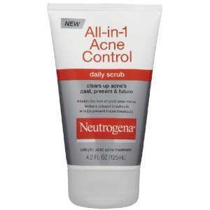 Neutrogena All-in-1 Acne Control Daily Scrub, 4.2 Fl Oz High Quality Best Seller of My Shop Fast Shipping Ship Worldwide Best Gift