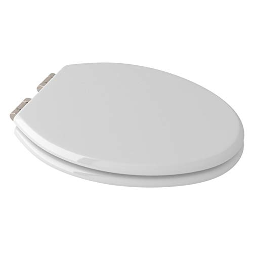 (ROHL RS2872STN TOILET SEATS Satin Nickel)