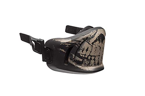 Bell Rogue Muzzle (DOA) (Skull Helmet Bicycle Bell Sports)