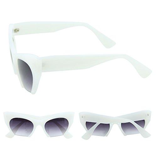 Best-topshop Women's Leopard Cat Eye Sunglasses Retro - Eye Cat Topshop Sunglasses