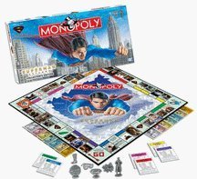 superman monopoly board game - 6