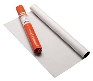 CLEARPRINT Vellum Archival Quality Manual Drafting Paper, 24'' Width (10103131) by Clearprint