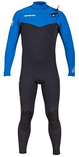 3 2 wetsuit chest zip - 1
