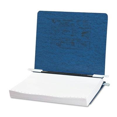 Acco - 3 Pack - Pressboard Hanging Data Binder 11 X 8-1/2 Unburst Sheets Dark Blue ''Product Category: Binders & Binding Systems/Binders''