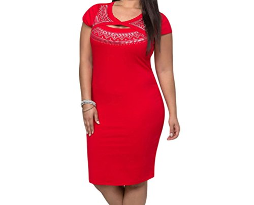 Underwire Gown Embellished - 7