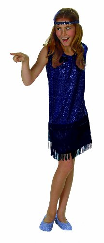 Sequin Flapper Child Costume for sale  Delivered anywhere in Canada