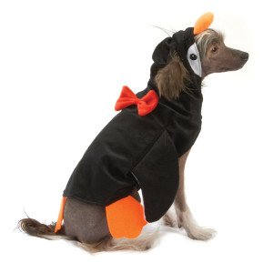 Penguin Dress Up Dog Costume Size: MEDIUM by TOP PAW by TOP PAW