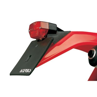 Acerbis 2082600001 Dual Sport Black Tail - Dual Sport Lights