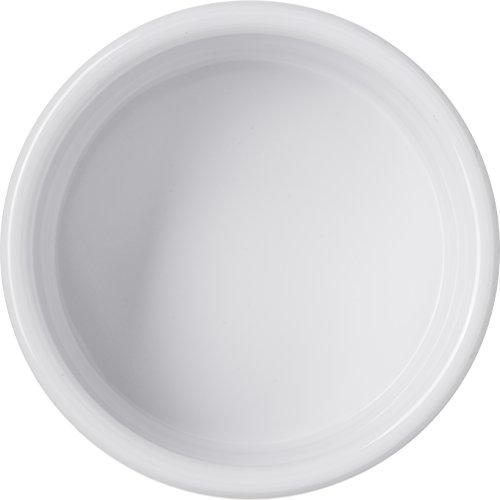 Carlisle 41202 White Melamine Straight-Sided Ramekin (Case of 48) by Carlisle (Image #2)