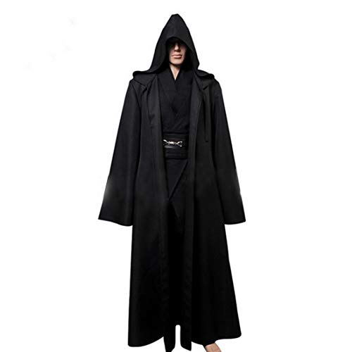 Party Diy Decorations - Halloween Party Cosplay Clothing Long Hooded Cloak Devil Decoration - Blood Supply Child Girl Face Halloween Cloak Bloody Backless Latex ()
