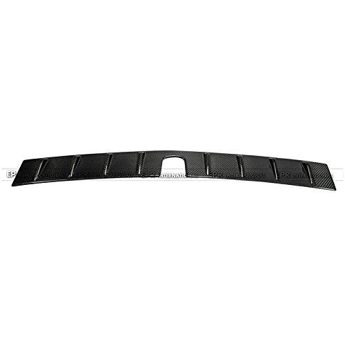 De fibra de carbono VTX estilo trasera ventana de techo Aler/ón Ala Labio Add On Generador polialgod/ón de barbilla para Subaru Impreza WRX VAG VAB usdm