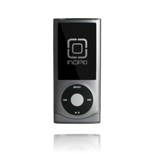 Incipio iPod nano 5G EDGE Slider Crystal Case (Smoke) - Crystal Slider Case