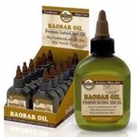 Difeel Premium Natural Hair Care Oil, Baobab