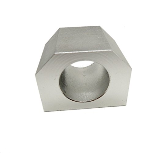 aluminium alloy ballscrew nut housing bracket holder fit for SFU1605 SFU1610 ball screw