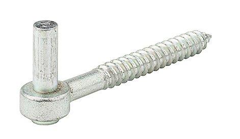 - Screw Hook Znc Plt1/2x4