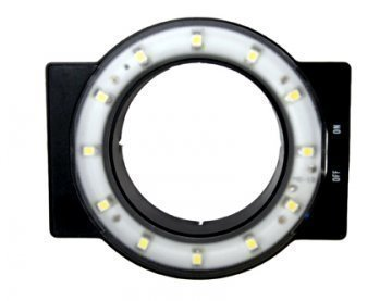 HOLGA [MR-1] LED Macro Ring Lite for HL & HL(W) Series Holga Lens