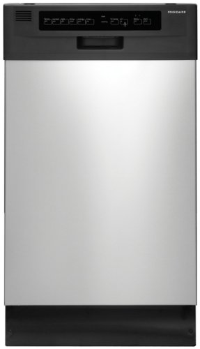 18 In. Built-In Dishwasher - Stainless Steel (18 Inch Dishwasher Built In compare prices)