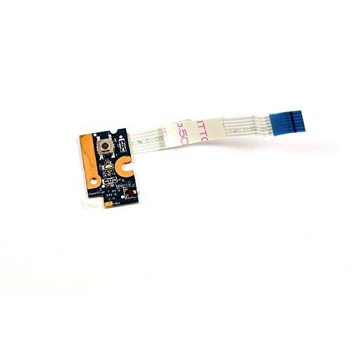HP Compaq G62 G56 G42 G72 CQ62 Power Button Board 4EAX1PB0000 DA0AX1PB6E0 595204-001