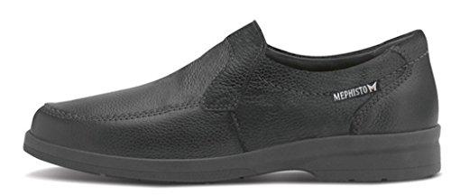 Mephisto Men's Jakin Slip-On Loafer, Black Natural, 10 M