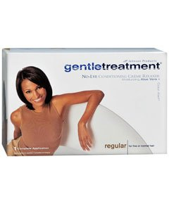 Gentle Treatment Relaxer Super Twin Pak No-lye
