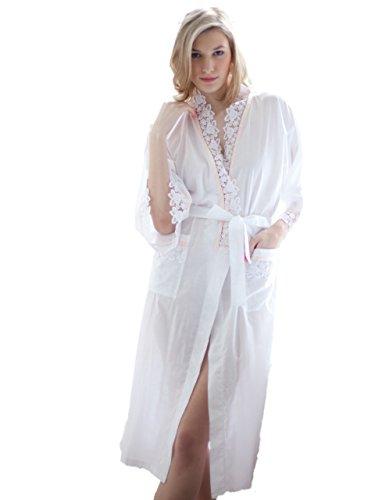 Cotton Real - Robe de chambre - Femme