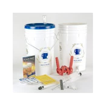 Best Homebrew Beer Making Starter Kit with Stainless Kettle, Zymurgy Book and Ingredients from Strange Brew Home-Brew