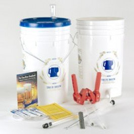Best Homebrew Beer Making Starter Kit with Stainless Kettle, Zymurgy Book and Ingredients from Strange Brew Home-Brew by Strange Brew Home-Brew.com