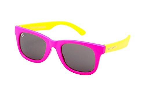 Neon Pink Frame Neon Yellow - Ray Neon Yellow Bans