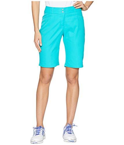 引き金予防接種物足りない[adidas(アディダス)] レディースショーツ?短パン Essentials Lightweight Bermuda Shorts Hi-Res Aqua 0 (XXS) 10