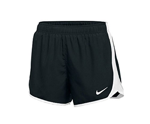 Nike Womens Dry Tempo Short - Black - Large by Nike (Image #1)
