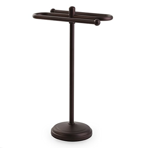 BINO Samson' Fingertip Towel Bar, Bronze by BINO