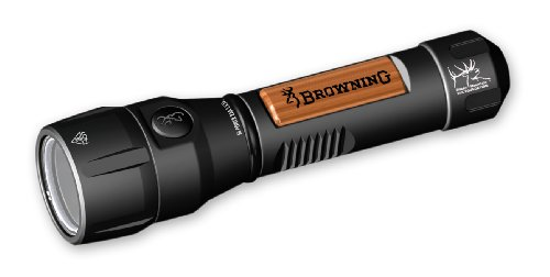 Browning Hi Power 2AA RMEF Light, (Browning Black Led Flashlight)