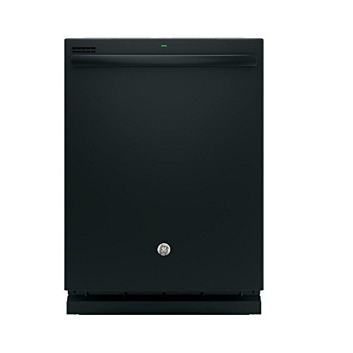 GE GDT535PGJBB 24'' Black Fully Integrated Dishwasher - Energy Star by GE