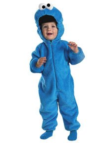 Child (Blue Monster Costumes Toddler)