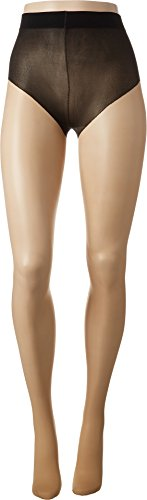 Pretty Polly Women's Backseam Design Tights, Nude/Black, One Size (Pretty Sheer Polly)
