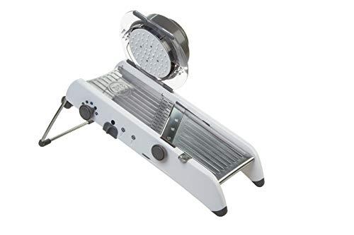 Progressive International PL8-1000, White PL8 Mandoline Slicer